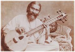 Resultado de imagem para Hazrat Inayat Khan e a Música Suprema
